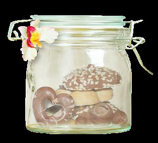 Clipart de Galletas y Chocolates.