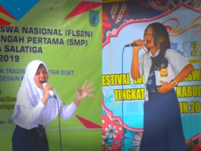 Menyanyi adalah kegiatan yang menyenangkan bagi sebagian besar orang