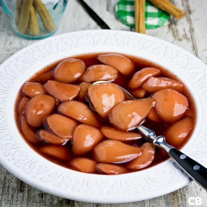 Recept De allerlekkerste stoofpeertjes