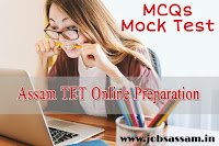Assam TET Online Mock Test Free - Teacher Eligibility Test