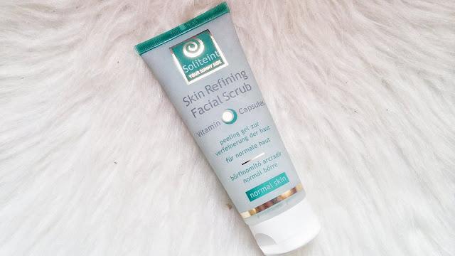 Soliteint Skin Refining Facial Scrub | Teszt |