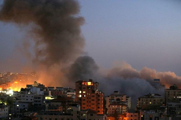 Astaga! 80 Pejuang Hamas Terkubur di Terowongan Bawah Tanah Gegara Kena Tipu Israel
