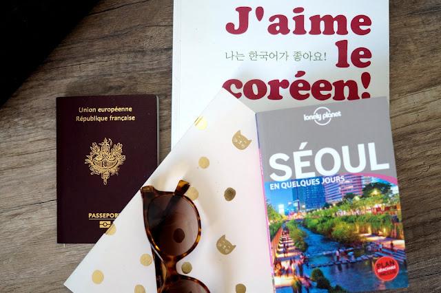 Aller à Seoul