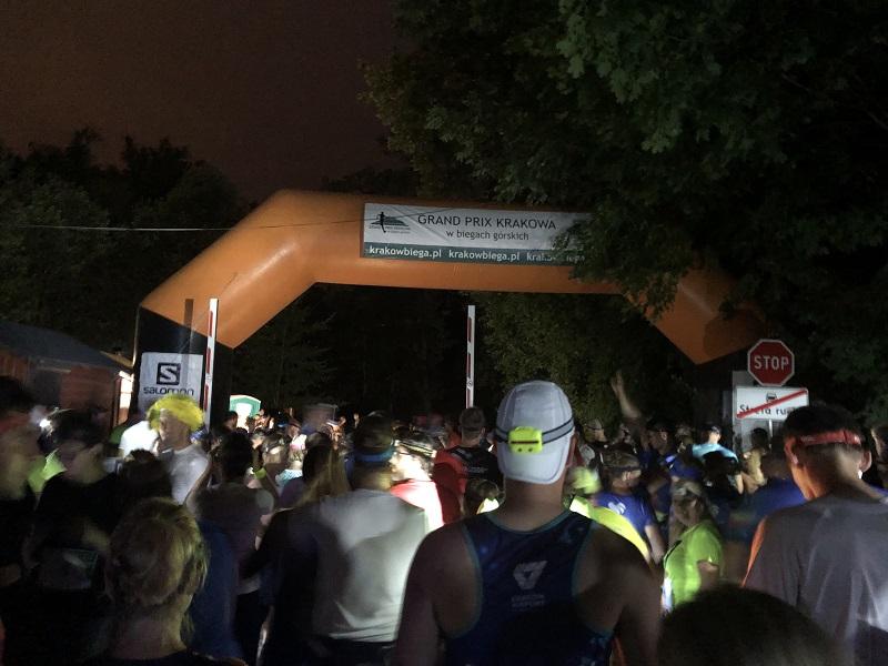 Nocny bieg premium - Grand Prix Krakowa