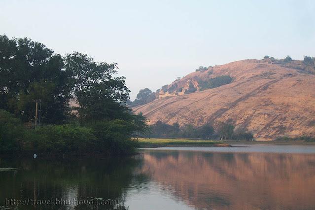 Animadha Eri Lake Vijayalaya Choleeswaram Sunrise Narthamalai Pudukottai