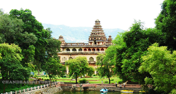 Chandragiri Fort - Tirupati