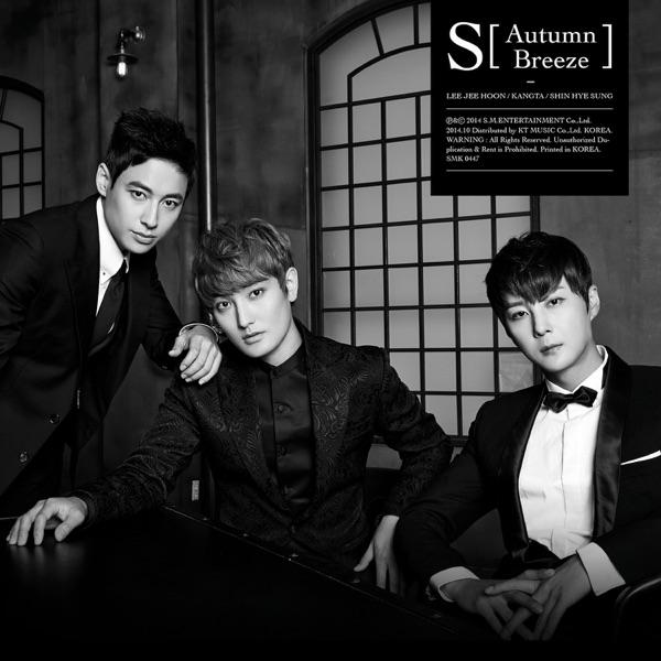 S (Kangta, Shin Hye Sung, Lee Ji Hoon) – Autumn Breeze – EP (ITUNES MATCH AAC M4A)