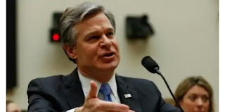 China is 'greatest threat' to US,  FBI Director Christopher Wray says
