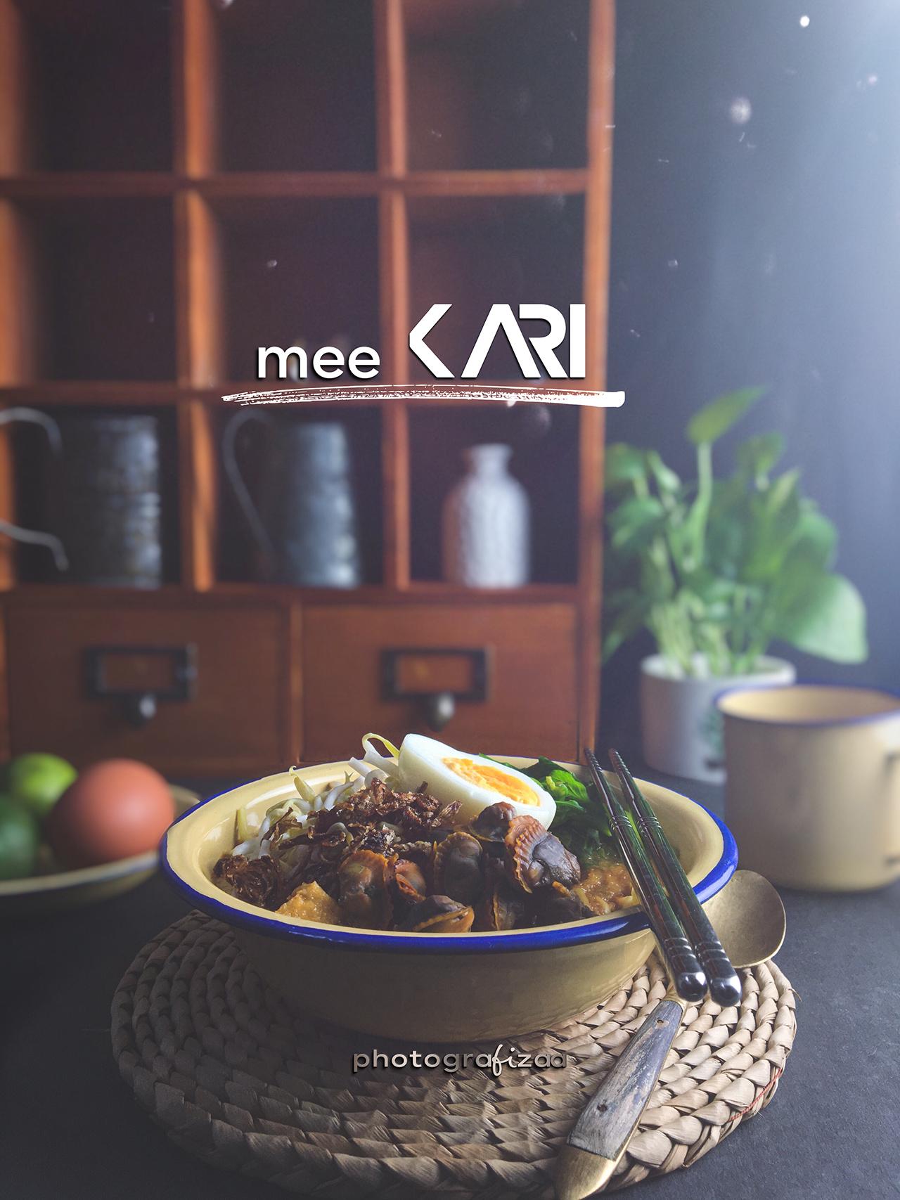 Resepi Mee Kari Masak Cara Fiza