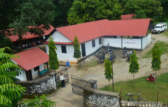 rapti eye hospital dang tulsipur nepal