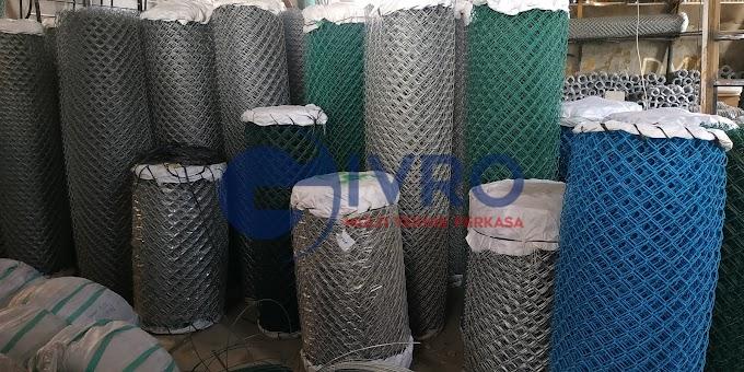 Pabrik Kawat Harmonika PVC & Galvanized Termurah 2020