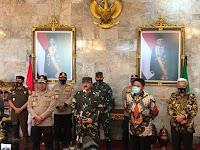 Panglima TNI : Pertumbuhan Ekonomi Tidak Boleh Mengurangi Kewaspadaan Penanganan Covid-19