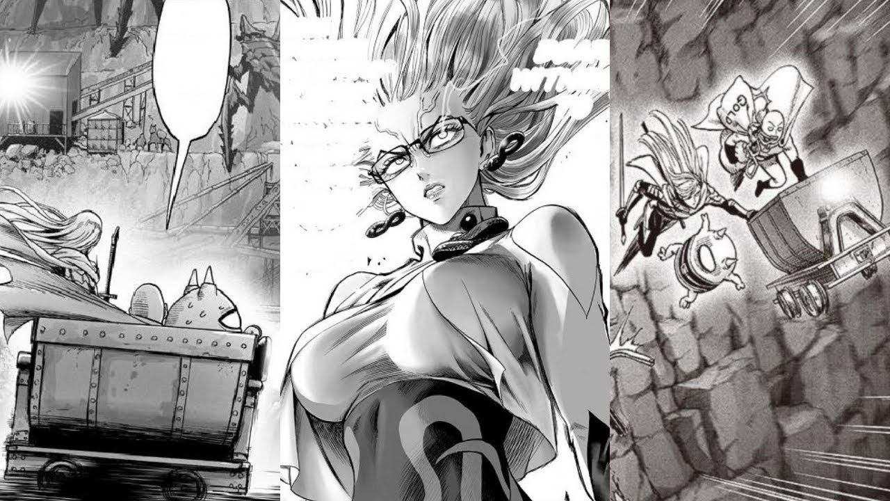 مانجا ون بنش مان الفصل 126 Manga One Punch Man