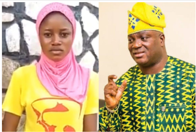 Ogun suspends the Commissioner accused of sexual harassment of a teenager