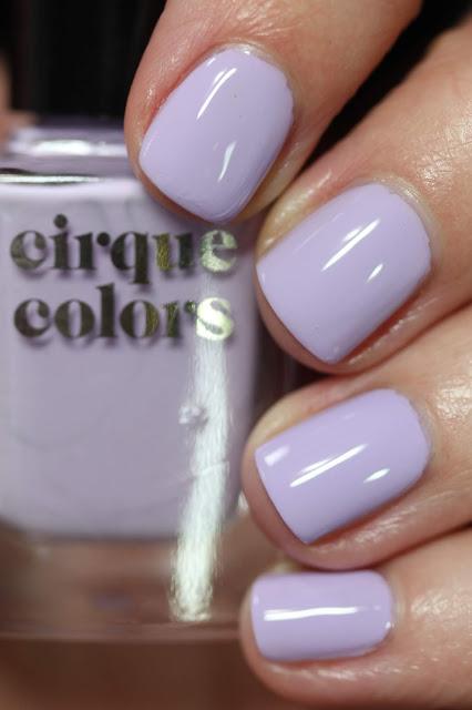 Cirque Colors A Fiori review swatch