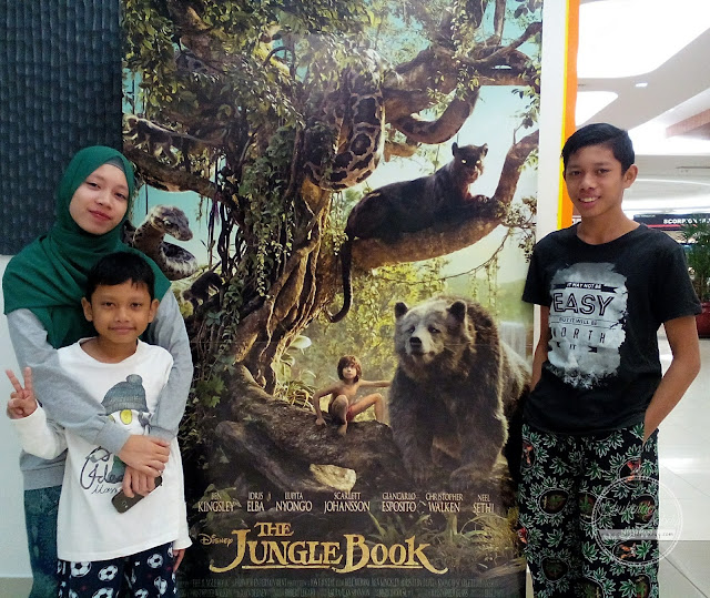 The Jungle Book Memang Berbaloi Ditonton