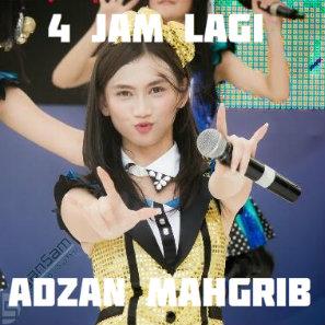 Gambar DP BBM Melody JKT48 Lucu Bergerak