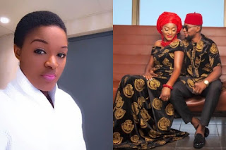 Actress Chacha Eke Praises Husband, One Week After Saying She's Done With Him