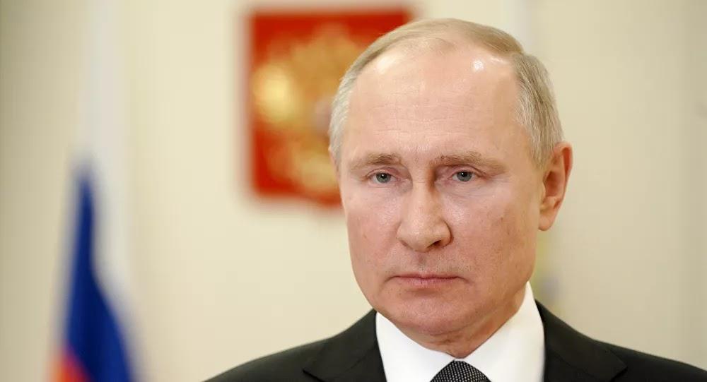 """""""لا أريد التأجيل""""... بوتين يقترح نقل الحديث مع بايدن على الهواء مباشرة وأمام الجميع"""