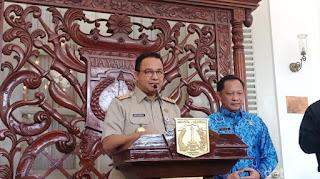 Satu Lagi Kebijakan DKI yang Ditolak Anak Buah Jokowi