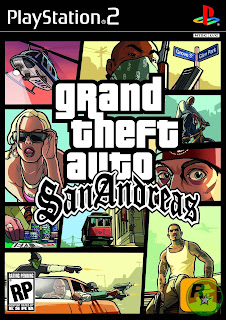 Kumpulan Cheats Kode GTA SA PS2