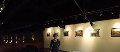 vendo a exposição fotográfica