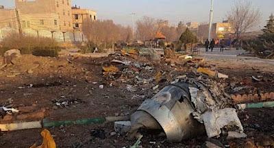В Ірані розбився авіалайнер компанії МАУ