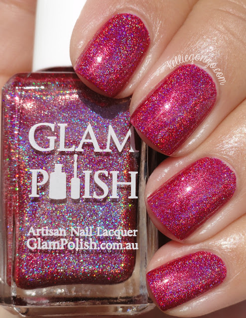 Glam Polish You'll Be In My Heart