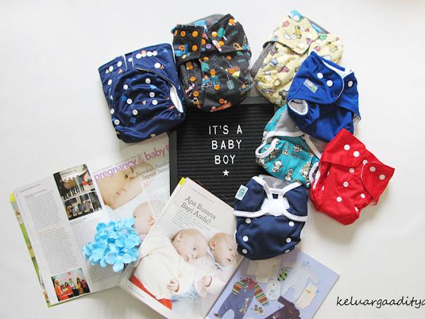 Clodi (Cloth Diaper) : Persiapan kelahiran si kecil
