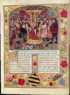 miniatures flamandes 1404 1482