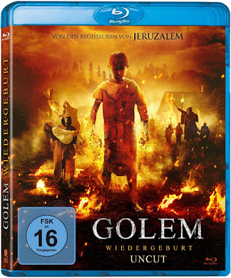 The Golem [2018] [BD25] [Latino]