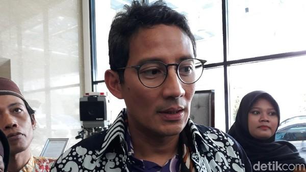 Sandiaga ke Kader Gerindra: Kita Barisan Pendukung Gubernur-Pemerintah Pusat