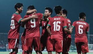 Jadwal Siaran Langsung Timnas Indonesia vs Thailand - Piala AFF U-19 2018