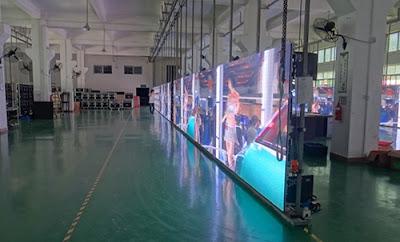 Cung cấp màn hình led p5 chính hãng tại Quảng Ngãi