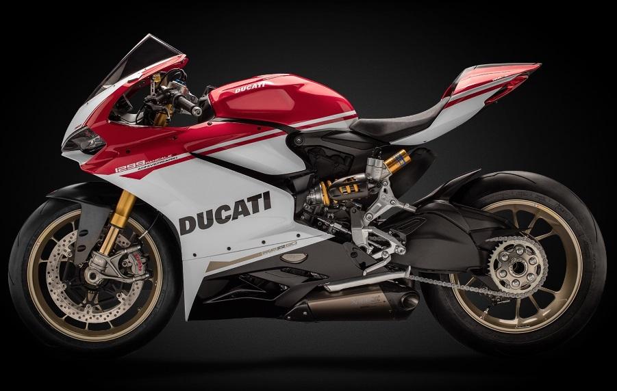 Hanya diproduksi 500 unit . . Ducati resmi merilis Panigale S 1299 Anniversario untuk merayakan hari jadinya yang ke 90
