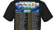 Motley Crue Def Leppard Poison Joan Jett Stadium Tour 2021 T Shirt