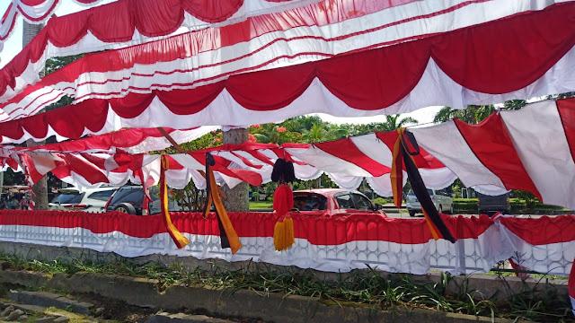Sedia Jasa Konveksi Pembuatan Bendera Bordir & Sablon Samarinda, Kalimantan Timur Murah