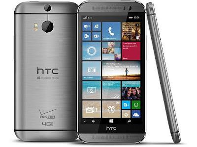 HTC One (M8) for Windows (CDMA) Specifications - Inetversal