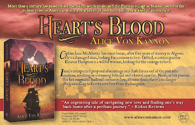 Order Heart's Blood from Amazon.com