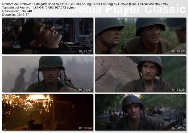 Imágenes de la película;La delgada línea roja   1998   The Thin Red Line