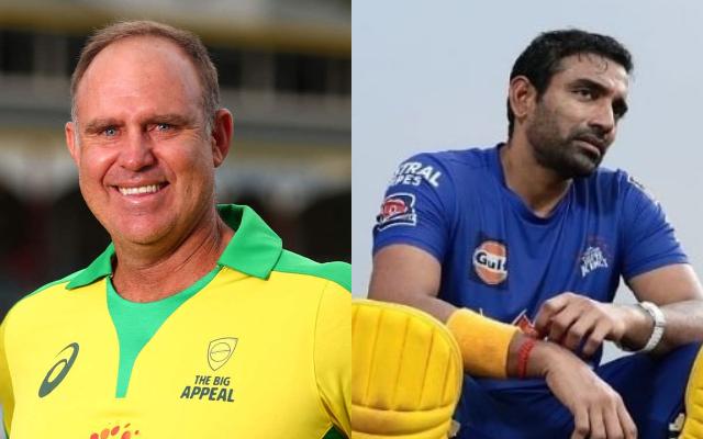 जानिए क्यों उथप्पा और हेडन की बात हुई थी बंद, भारतीय क्रिकेटर ने किया खुलासा