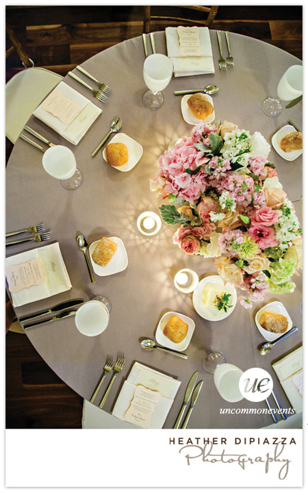 Uncommon Events Designers Diary: A truly beautiful wedding at Pomme Radnor