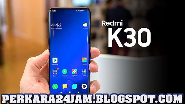 Redmi K30 Penjualannya Mencapai 1 Juta Unit