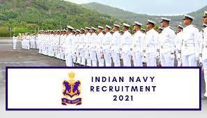 Indian Navy Mega Bharti 2021 for 2500 Posts