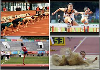 20 Macam Cabang Olahraga dan Penjelasannya
