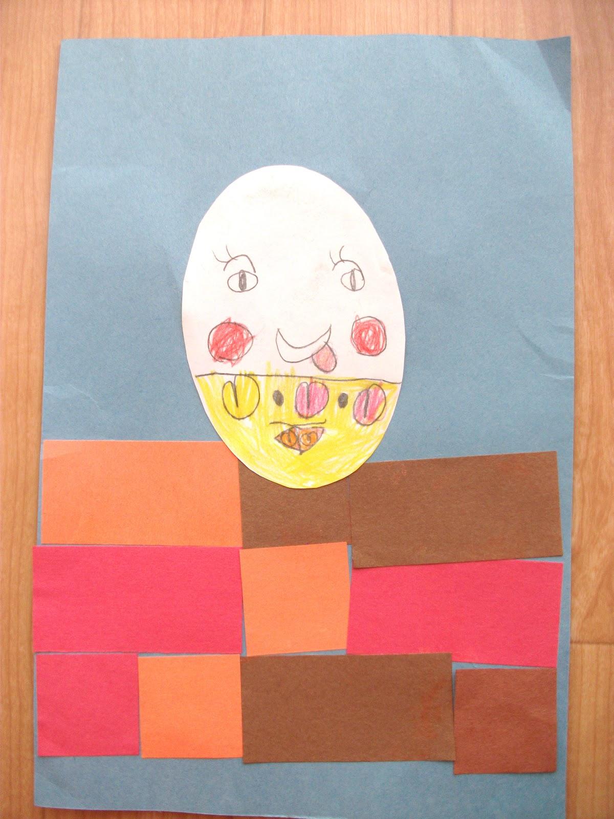 Preschool Crafts For Kids Humpty Dumpty Craft