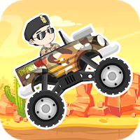 Song Joong Ki Games - Monster Car Racing Apk free for Android