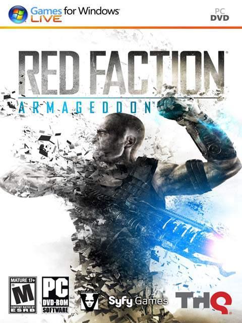 تحميل لعبة Red Faction Armageddon مضغوطة كاملة بروابط مباشرة مجانا