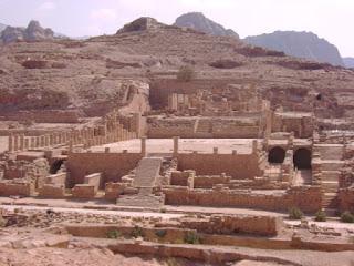 Vista general del Gran Templo