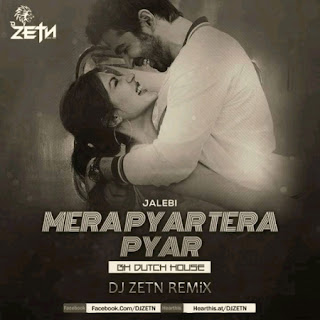 Mera Pyar Tera Pyar (BH Dutch House) - DJ ZETN REMiX [NewDjsWorld.Com]